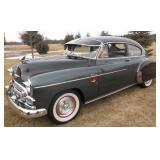 1949 Chevrolet Deluxe Slantback