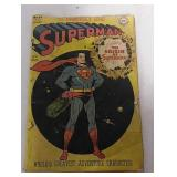Superman Golden Age comic