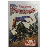 The Amazing Spider-Man 12 cent comic