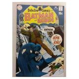 Detective Comics Batman and Robin 15 cent comic