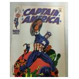 Captain America 12 cent comic
