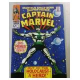 Captain Marvel 12 cent comic