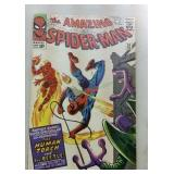 The Amazing Spider Man 12 cent comic