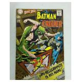 Batman and the Creeper 12 cent comic