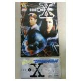 The X files Comic