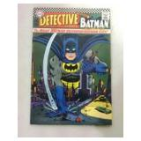 detective comics staring Batman 12 cent comic