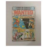 WANTED 20 cent comic