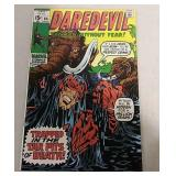 Daredevil 15 cent comic