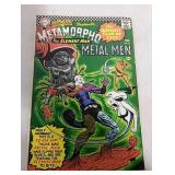 Metamorpho & the metal men 12 cent comic