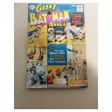 Giant Bat-Man Annual 25 cent comic