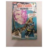 """Bat-Man with Robin the Teen Wonder"" comic book"