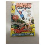 DareDevil The man Without Fear! 15 cent comic