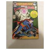Superman and Batman 15 cent comic