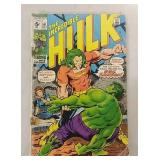 The Incredible Hulk 15 cent comic