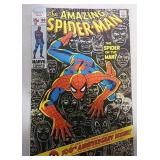 The amazing Spider Man 15 cent comic