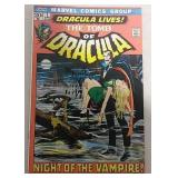 Dracula Lives! The Tomb of Dracula 20 cent comic