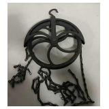 11 inch Iron pulley