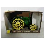 Die cast John deere 1953 model D toy tractor