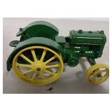 Ford steel wheeled toy tractor