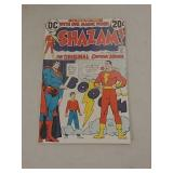 Captain marvel no.1 20 cent comic book
