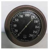 Brass Steam tripod gauge