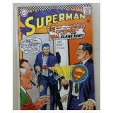 Superman 12 cent comic
