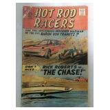 Hot Rod Racers 12 Cent comic