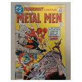 Metal Men 30 cent comic