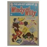 Windy and Willy 12 cent comic