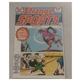 Strange sports 20 cent comic