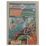 Adventure comics starring Aquaman 25 cent comic