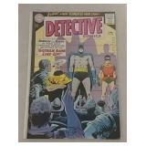 Detective Comics Batman and Robin 12cent comic