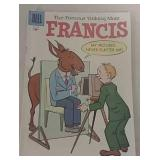 Francis 10 cent comic