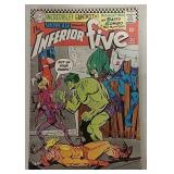 The Inferior Five 12 cent comic