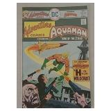 Adventure comics Aquaman 25cent comic