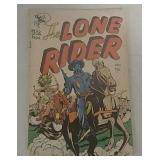 The Lone Rider 10 cent comic book