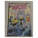 Detective Comics Batman and Robin 12 cent comic