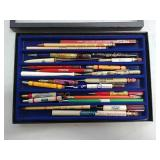 Advertising pens and pencils