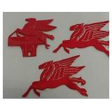3 Mobil Pegasus (2 Patches.1 Tin)