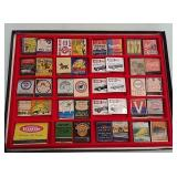 Collection of advertising matchbooks