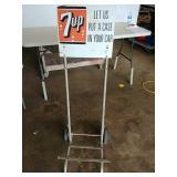 7Up cart