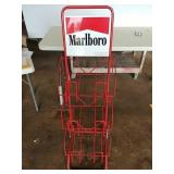 Marlboro display rack/cart