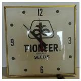 Pioneer Brand Seeds clock