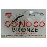 SSP Conoco Gasoline sign