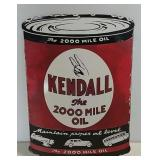 SSP Kendall oil sign