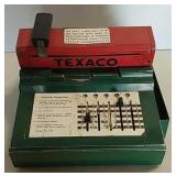 Texaco credit card machine