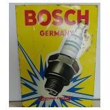 SST Bosch Spark Plug sign