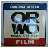 DSP Original Wolfen Film sign