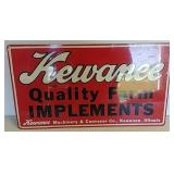 SST Kewanee Quality Farm Implements sign