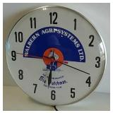 Big Dutchman distributor clock